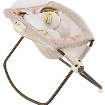 Fisher-Price Deluxe Rock 'n Play Sleeper - My Little Snugabunny Price Philippines