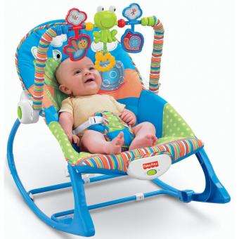 Fisher Price Infant To Toddler Rocker Blue Price Philippines