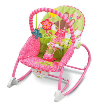 Fisher-Price Infant-to-Toddler Rocker (Pink) Price Philippines