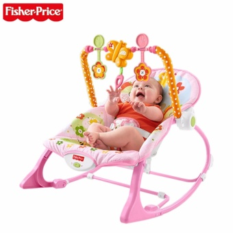 Fisher-Price Infant to Toddler Rocker Y4544 (Pink)