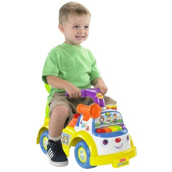 Fisher-Price Little People Music Parade Ride On (Multicolor) Price Philippines