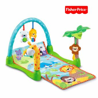 Fisher-Price Mix and Match Musical Gym (Multicolor)