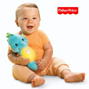 Fisher-Price New Soothe & Glow Seahorse (Blue) Price Philippines