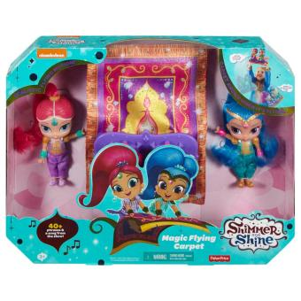 Fisher Price Shimmer and Shine Magic Flying Carpet & Dolls Price Philippines