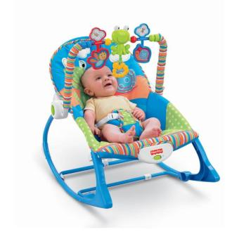 Fisher-Price Toddler Rocker Frog and Snail (Blue) Price Philippines