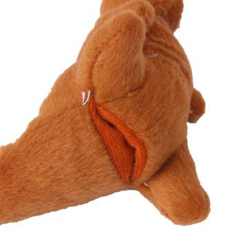 Five Australia Unique Animals Finger Puppets Set