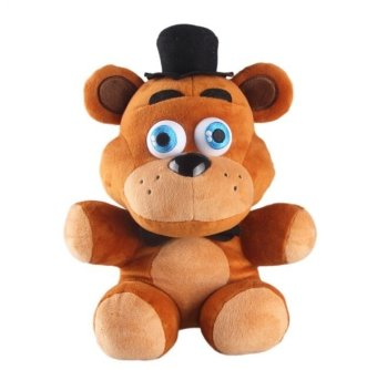 Five Nights At Freddy's 4 FNAF Freddy Fazbear Bear Doll Plush Toys