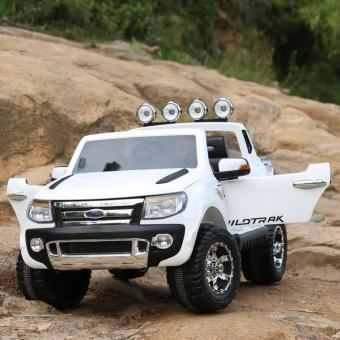 FORD RANGER 4WD KID'S RIDE ON CAR, BATTERY POWERED, REMOTE CONTROL,W/FREE MP3 PLAYER - WHITE Price Philippines