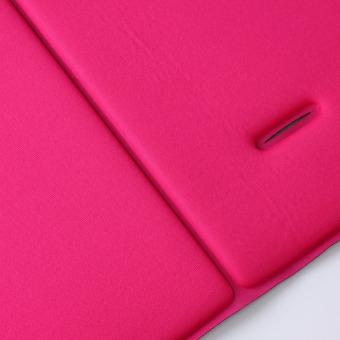Four Seasons Stroller Pad Car Safety Seat (Pink) - 5