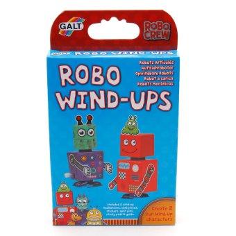 Galt Robo Wind Ups Craft (Multicolor)