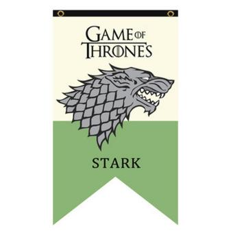 Game of Thrones Flag of nine families Fingertip gyroscope House Stark Wolf House Targaryen House Lannister House Tully Game toys birthday gifts - intl Price Philippines