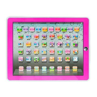 G@Best Ypad Multimedia Learning Computer Toy Tool (Pink) Price Philippines