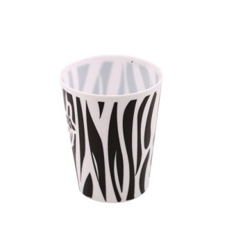GDS 12 Pcs Quick Speed Stacker Cup Fast Stacking Stacks FlyingcupGraffiti White - intl