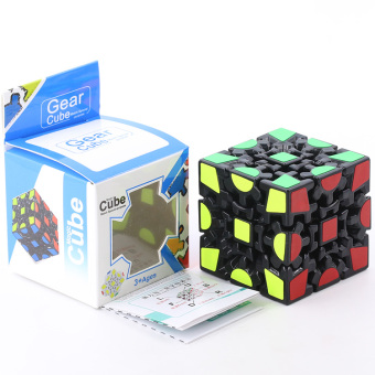 Gear high difficulty unusual shape cube