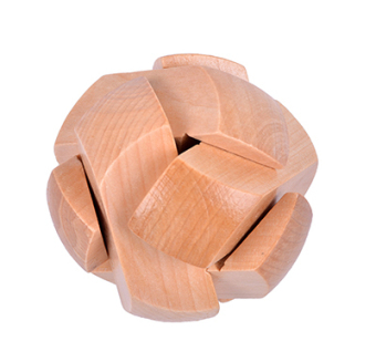 Geeyoo classical educational disassembly Luban ball burr puzzle