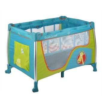 Giant Carrier Aubree Pack And Carry Playpen Blue Lazada Ph