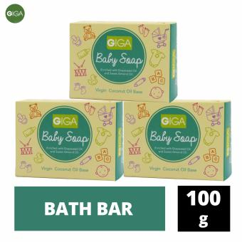Giga Baby Soap 100g Set of 3