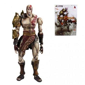 God of War Kratos Play Arts Action Figure