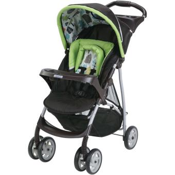 Graco Click Connect Literider Stroller Bear Trail
