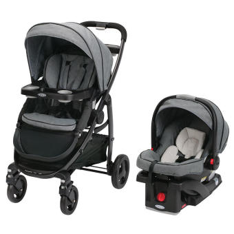 Graco Travel System Car Seat Downtown Passion
