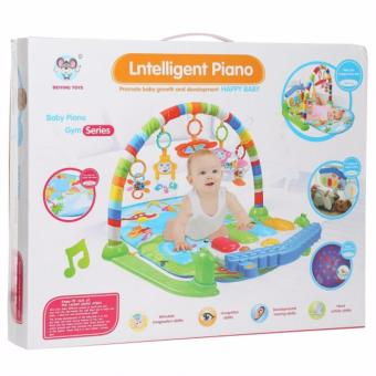 GS Intelligent Baby Piano Gym Series