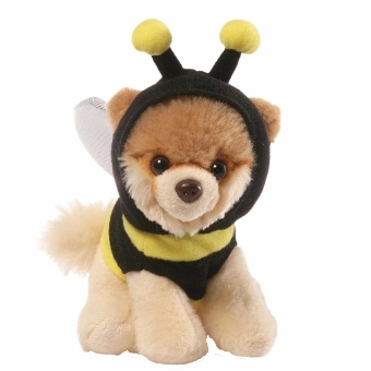 "Gund - Itty Bitty Boo Bee Stuffed Dog 5"" Plush Price Philippines"