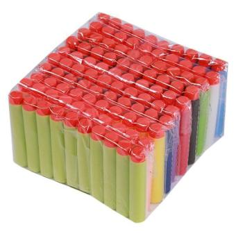 Hang-Qiao 100pcs Refill Bullet Darts For Nerf N-strike Elite Series Toy Multicolor - 2