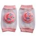 Hang-Qiao Baby Cartoon Elbow Pads (Pink Bear)