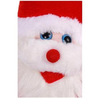 Hang-Qiao Santa Claus Novelty Toy Christmas Gift Doll Red - picture 2