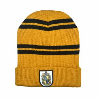 Harry Potter Gryffindor Slytherin Ravenclaw Hufflepuff Cosplay Bonnet Warm Hat