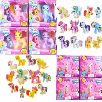 Hasbro My Little Pony Explore Equestria Fluttershy Action Friends 2pcs set