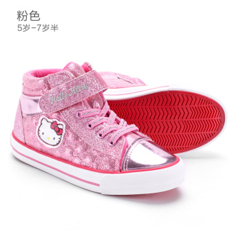 Hello Kitty girls new travel shoes children's shoes