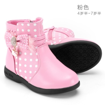 Hello Kitty new children's boots children's shoes