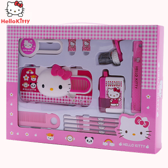 Hello Kitty young student's girl's big gift pack