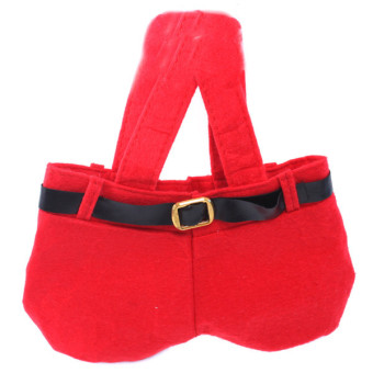 Hengsong Christmas Candy Bag (Red)