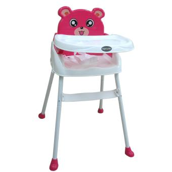 High Chair- HC-201(PINK) Price Philippines