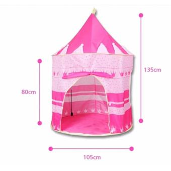 High Quality Amazing Gift for Castle Tent