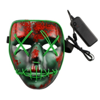 High Service New The Purge Election Year Movie Rave Mask Party Festival Halloween Costume - intl