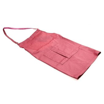 HKS Apron Maternity Pregnant Women Clothes Baby Anti-Radiation (Pink) - Intl