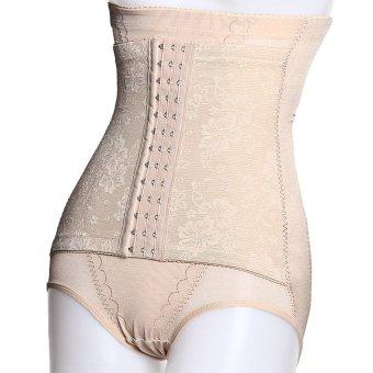 HKS Body Shaper Slimming Control Underwear Apricot XL Women (Intl) - picture 2