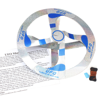 HKS Mystery UFO Floating Flying Saucer Magic Toy Trick (Intl) - picture 2
