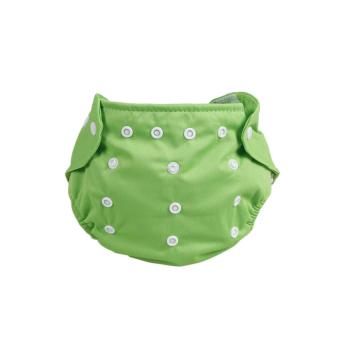 HKS Washable Baby Diaper Bag (Green) (Intl)