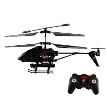 Hot Sale S977 3.5 CH Metal Radio Control Gyro Rc Helicopter withVideo Camera Hign Quality - intl