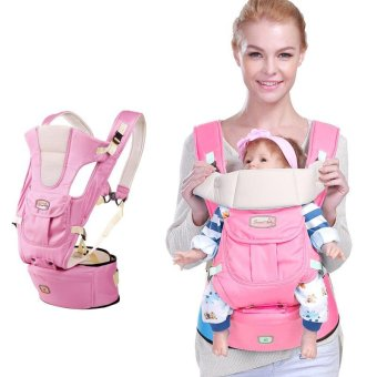 Hot Selling New Style Perfect Baby Carrier/Top Baby Sling Toddler Wrap Rider Baby Backpack/high Grade Hipseat Baby Manduca - intl