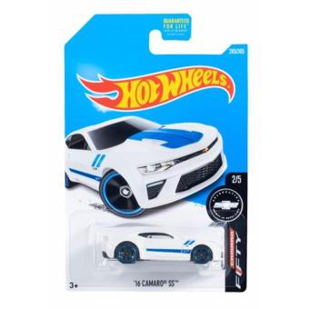 Hot Wheels Basic Car - '16 Camaro SS DC:962K