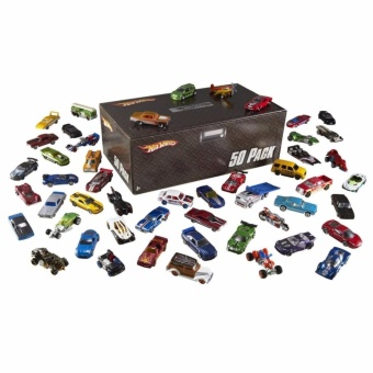 Hot Wheels Basic Car 50piece Set