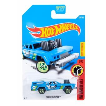 Hot Wheels Basic Car - Cruise Bruiser DC:962L