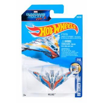 Hot Wheels Basic Car - Guardianof The Galaxy Vol. 2 - Milano DC:962J