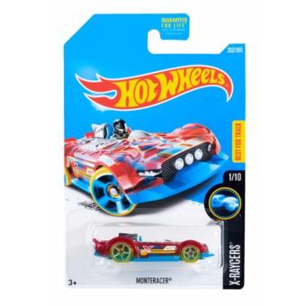 Hot Wheels Basic Car - Monteracer DC:962J