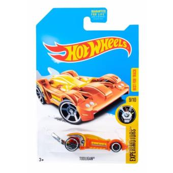 Hot Wheels Basic Car - T-Hunt Tooligan Price Philippines